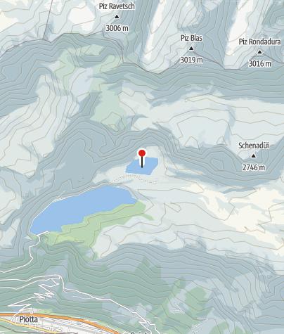 Carte / Lago di Cadagno