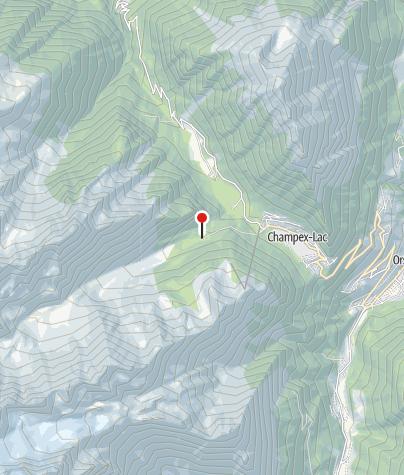 Karte / Relais d`Arpette