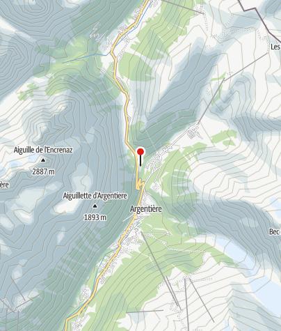 Karte / Tre-le-Champs