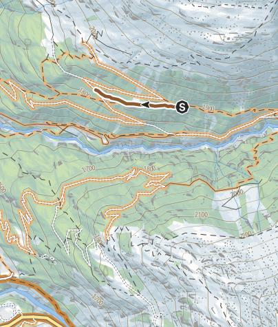 Map / Stallwies Trail (6042)