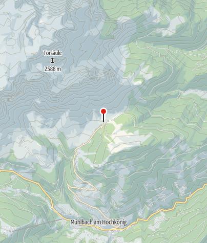 Mapa / Sennerei Schweizerhütte