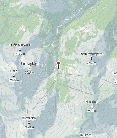 地图 / Der schöne AAR WIRT in Hochfügen