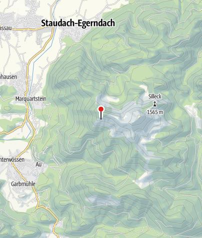 Karte / Hochgernhaus