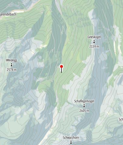 Karte / Fotscher Skihütte