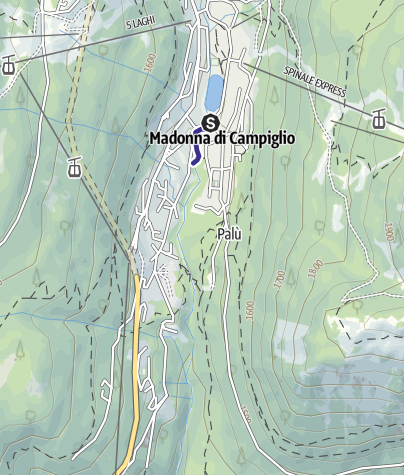 Map / Fiume Sarca PT3