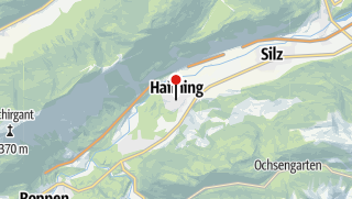 Map / Your outdoor adventure: FAMILY RAFTING - IMSTER SCHLICHT