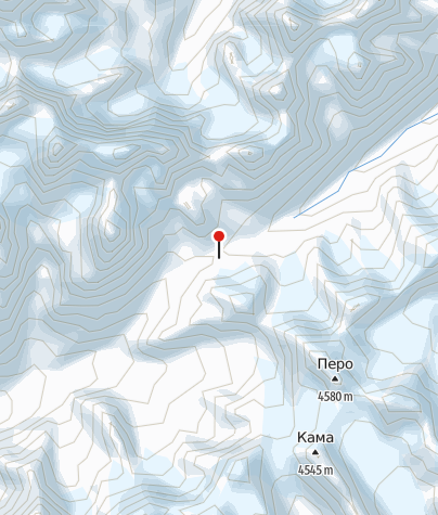 Mapa / Sedlo Dungurome