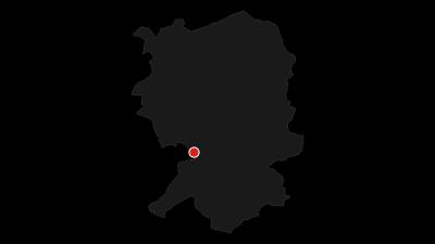 Karte / Grenzweg Kahler Asten - Langewiese - Hoheleye
