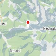 מפה / Wetterinalm