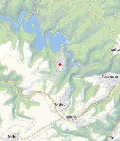 Karte / Eifeler Haus Vogelsang