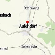 Karte / Kulturdenkmal Schloss Aulendorf