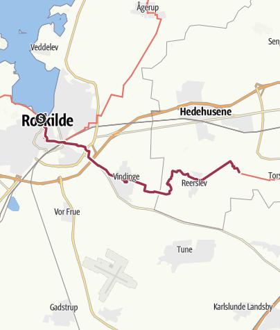 Map / Roskilde havn-Solhøj