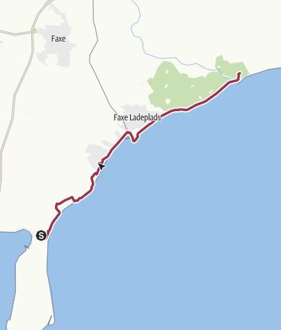 Map / Feddet-Vemmetofte Strand