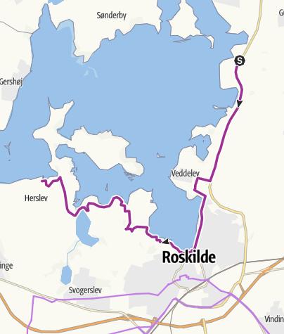 Map / Salvad-Herslev Havn