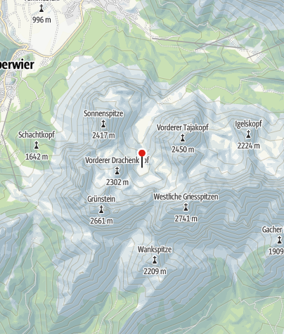 Map / Drachensee