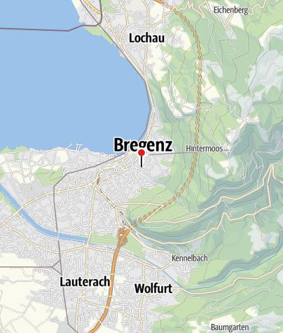 Karte / Bregenz, Katholische Pfarrkirche Zum Heiligsten Herzen Jesu