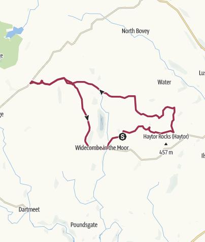 Map / Bonehill-WarrenHouse circular