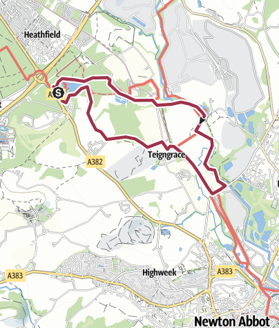 Map / WRStoverPark