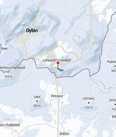 Karte / Lückendorf