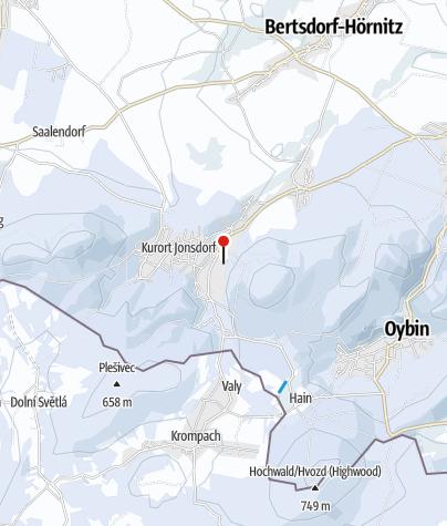 Karte / Jonsdorf