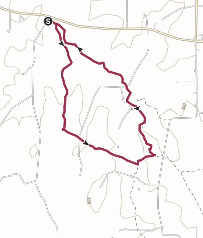 Map / Houston, TX: Richards Loop