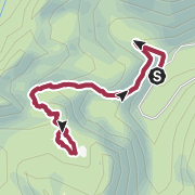 Map / Bonners Ferry, ID: Two Mouth Lakes