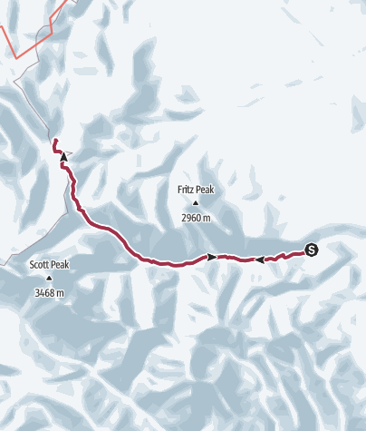 Map / Idaho Falls, ID: Divide Creek Lake