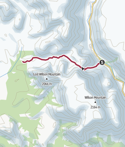Map / Phoenix: Sterling Pass Trail to Vultee Arch