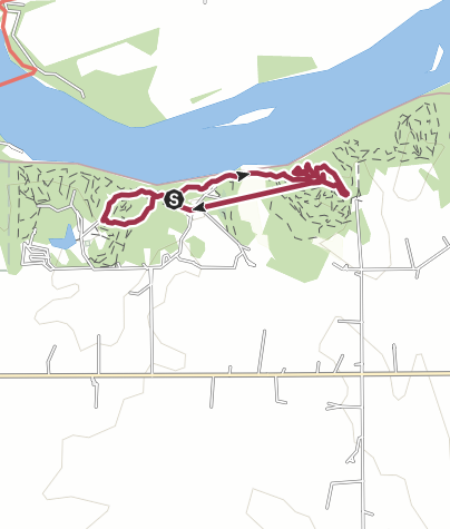 Map / Omaha: Platte River State Park