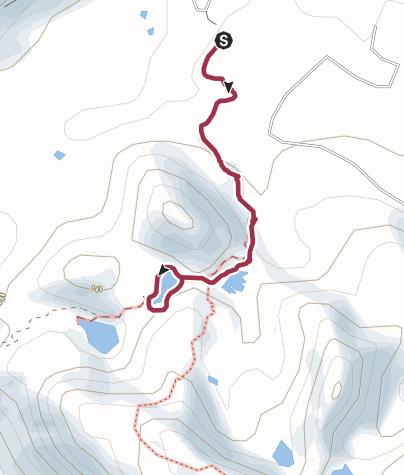 Map / Seattle: Upper Ashland Lake