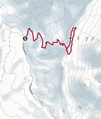 Map / Salome Wilderness Area: The Jug