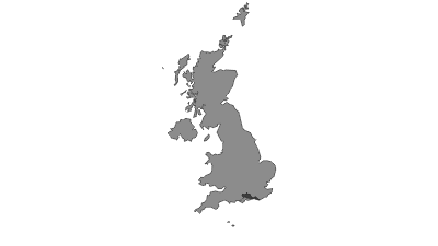 Map / South Downs National Park