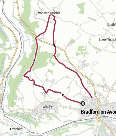 Map / BoA Walking Wheel - Spokes 7 & 8