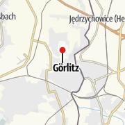 Térkép / Das Heilige Grab, Görlitz