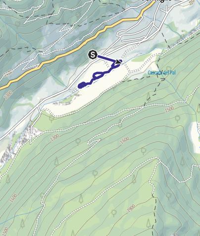 Mappa / RNK4 Valpaia ai laghetti di Vermiglio