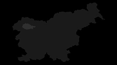 Map / Bohinj