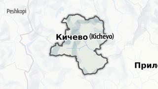 Mappa / Kichevo