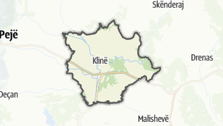 Hartă / Klina
