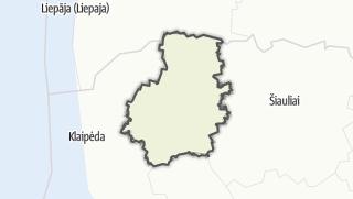 Mapa / Telšių