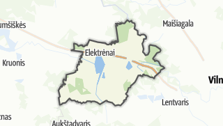 Mapa / Elektrėnų