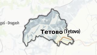 Mappa / Tetovo