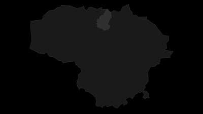 Térkép / Pakruojo