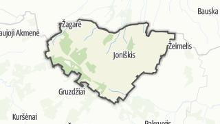 Térkép / Joniškio
