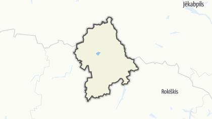 Térkép / Biržų