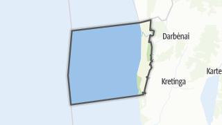 Karte / Palangos