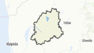 Map / Plungės