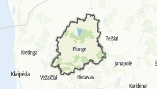 Mappa / Plungės