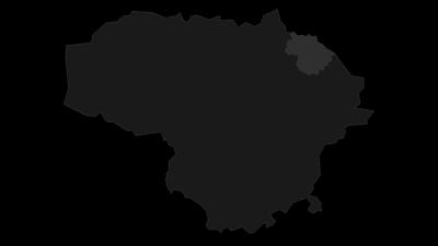 Térkép / Rokiškio