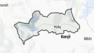 Hartă / Maliq