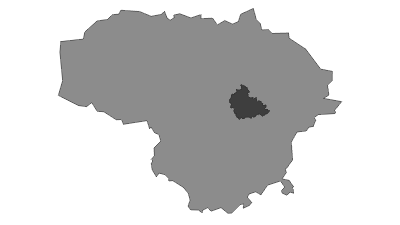 Mapa / Ukmergės